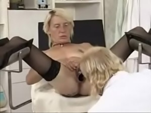 Mature Wife Examination - see full on..