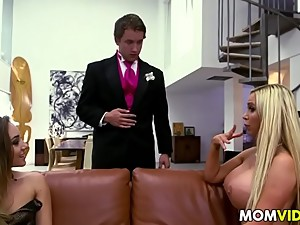 Prom Night 3some with Remy LaCroix and..