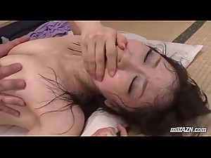 Milf Getting Her Hairy Pussy Fucked Hard..