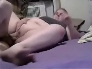 Nasty Lil Mommy Plays With Pussy While..