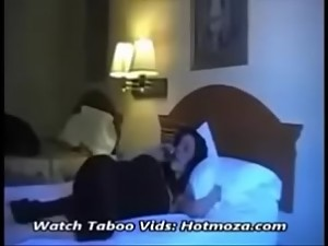 StepMom son sex at hotel