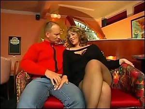 Horny Stepmom Took Her Stepson For A Date