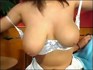 Big Boobs Lonely Stepmom Cheating Her..