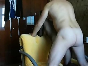 Amateur ass creampied real homemade..