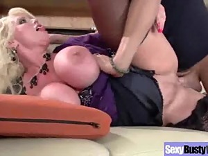 Sex Scene With Superb Busty Mommy (alura..