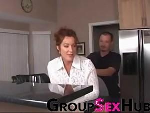 Mom'_s massage Turns into - Watch..