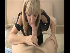 Mature Mom Making Not Her Son Cum:..