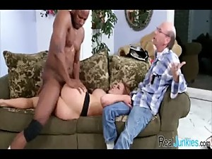 Mom makes son watch her get fucked by..