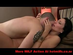 Seductive Hot MILF Fucked Hard By Step..
