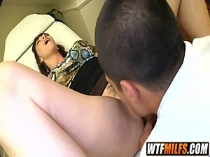 MILF fucked at doctors office Ray Vaness..