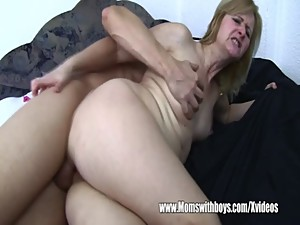 Stepmom Punishes Son For Having A..