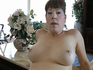 Mommy Likes To Fuck not Son's..