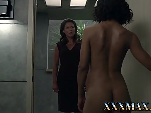 Tessa Thompson Naked - Westworld 2016