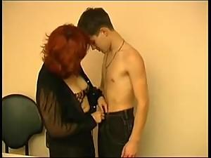 Russian mature Dorothy and Maximilian..