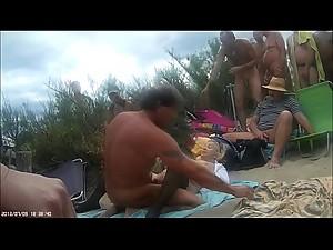 Nude Beach Sex 2  Free Nude Sex HD Porn..