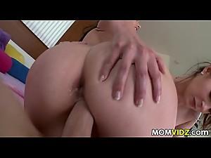 Jenna J. Ross shares cock with stepmom..