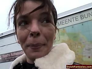Dutch Mom Teaches Shy Son Sex